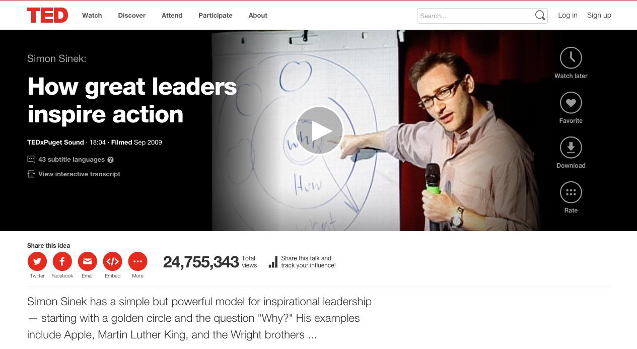 「優れたリーダーはどうやって行動を促すのか」