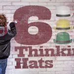 【シックス・ハット法】ひとりでもできる6つの視点でアイデアを出す発想法