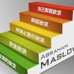 マズローの欲求5段階説の解説とマーケティングで陥りやすいミス
