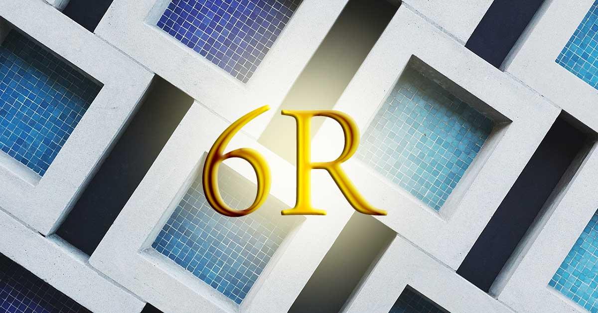 セグメンテーションとターゲティングの 6R