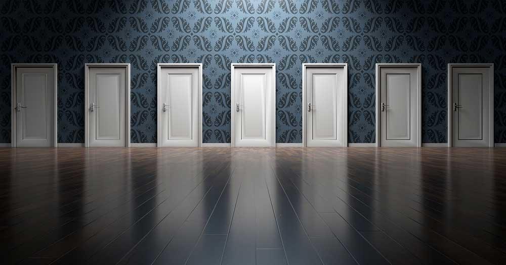 ドアを選ぶ自由