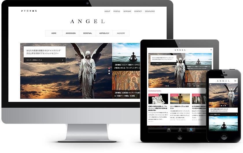 ANGEL パソコン画面