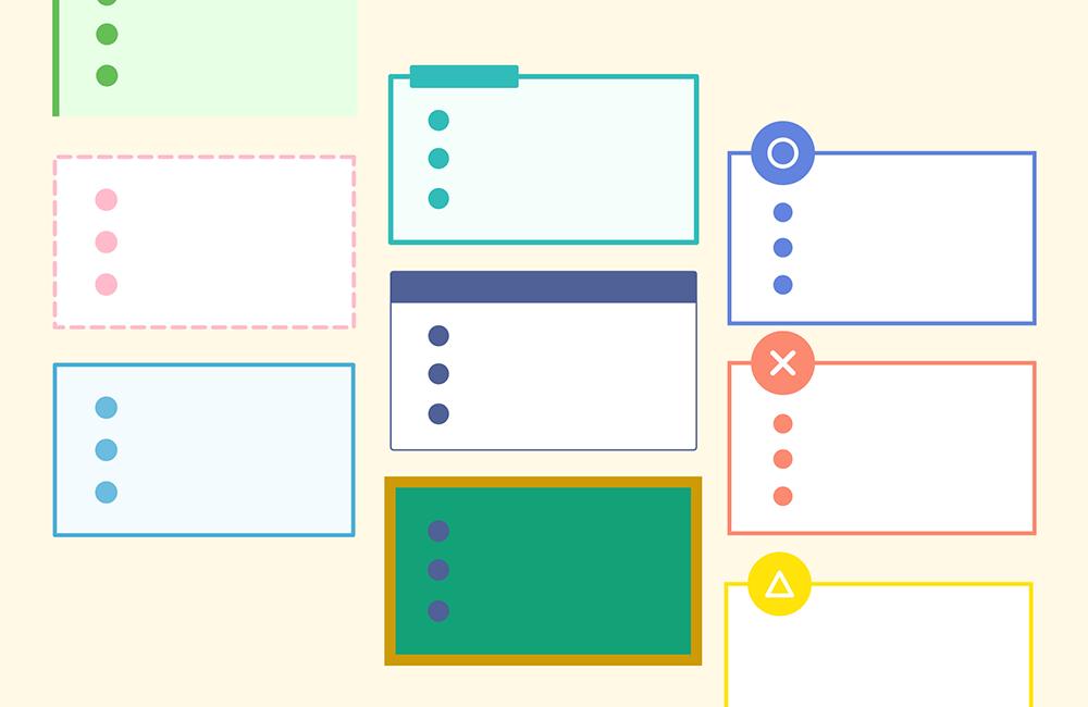 JINのボックスデザイン例