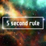 やる気を出す 5秒ルール