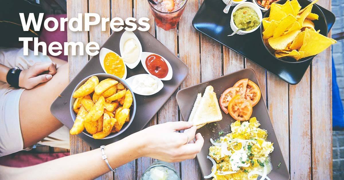 飲食店におすすめのWordPress 有料テーマ